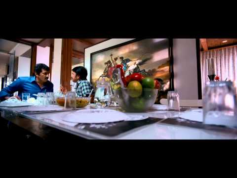 Geethanjali Movie Trailer - With Raviteja
