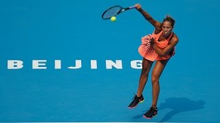 2016 China Open Round of 16 | Madison Keys vs Svetlana Kuznetsova | WTA Highlights
