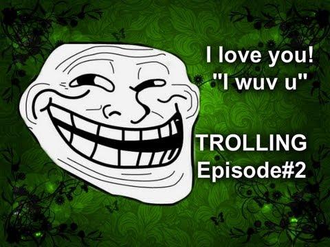 Animal Jam: Trolling Ep.#2 ~ I love you I wuv u