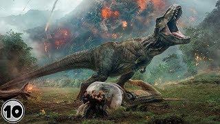 Top 10 Jurassic World: Fallen Kingdom Facts You Didn't Know
