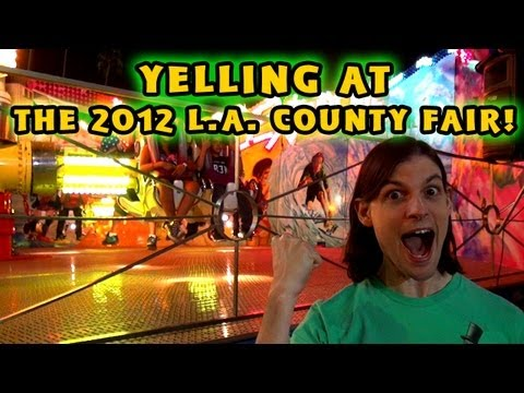 Some Things I Saw At The 2012 Los Angeles County Fair