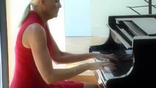Rebecca McCabe - Funerailles de Liszt