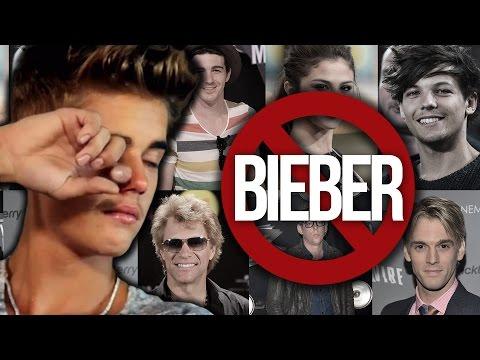 19 Famosos Que Han Insultado a Justin Bieber