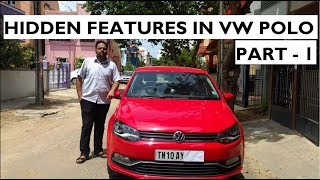 Hidden Features in Volkswagen Polo - Part 1