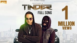 Tinder (Full Song)- Deep Gre - Latest Punjabi Songs 2017 - New Punjabi Songs 2017 - White Hill Music