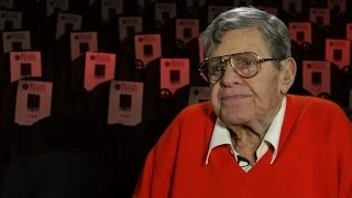 90-Year-Old Jerry Lewis Breaks Down In Tears While Discussing Death