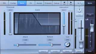 QSC TouchMix Training: 02 Simple vs. Advanced (Spanish)