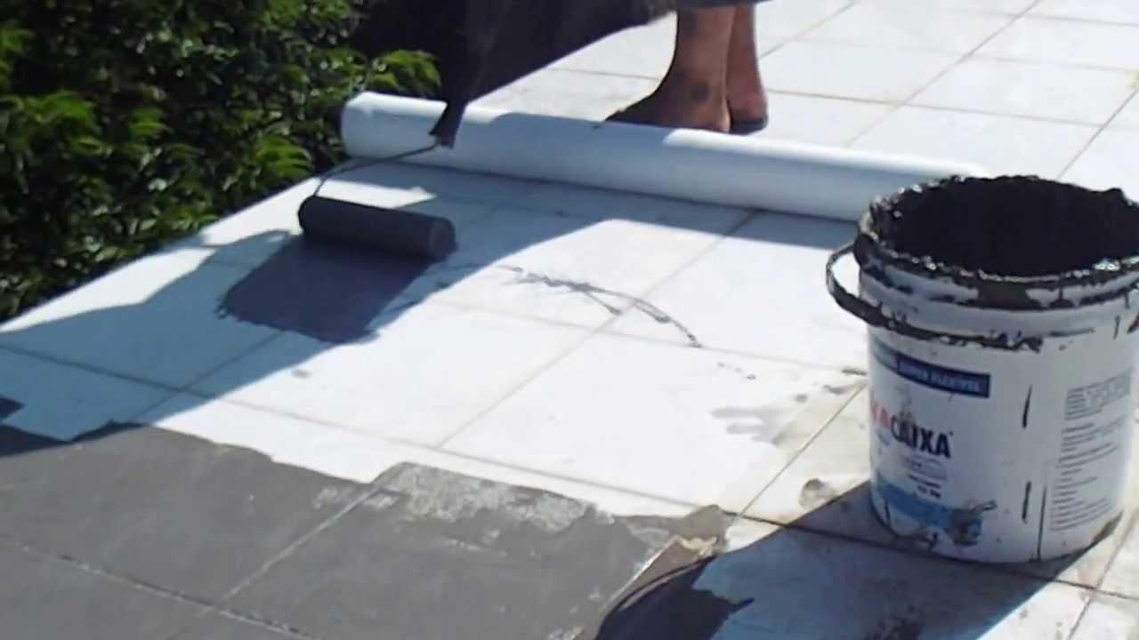 Impermeabilizante sana caixa manta l quida 01 piso for Impermeabilizante para estanques de agua