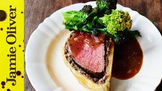 Beautiful Beef Wellington | Jamie Oliver