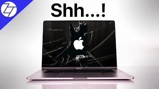 The Shady Truth about Apple's MacBook Pro!