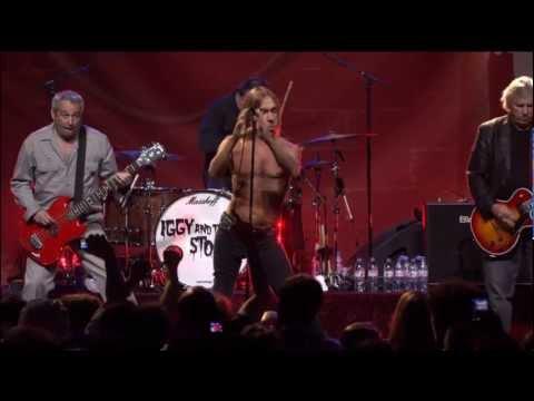 N°1 - Iggy and The Stooges -Raw Power (Live Pression Live au Casino de Paris 2012)