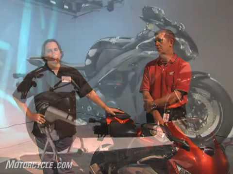 2008 Honda CBR1000RR Motorcycle Review
