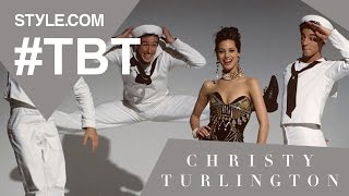 Download Lagu Christy Turlington: The Purest Beauty - #TBT with Tim Blanks - Style.com Gratis STAFABAND