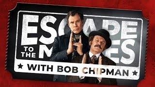 HOLMES AND WATSON (Escape to the Movies)