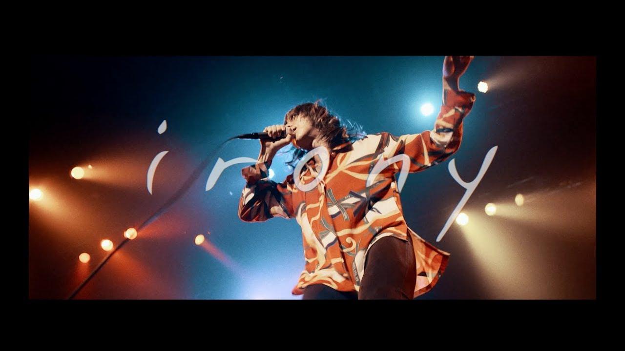 """SUPER BEAVER - 2018.10.14 豊洲PITでのライブから""""irony""""のLive MVを公開 thm Music info Clip"""