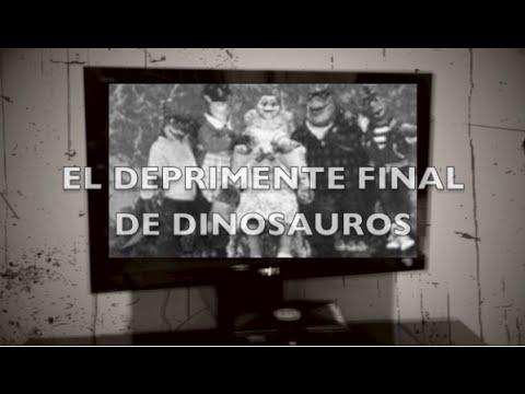 El Deprimente Final De Dinosaurios