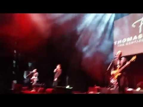 Thomas Anders - Jet Airliner/Atlantis Is Calling (Live in Tallinn, December 9, 2014)