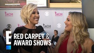 Savannah Chrisley Rocks Major Cleavage at ACM Awards | E! Live from the Red Carpet