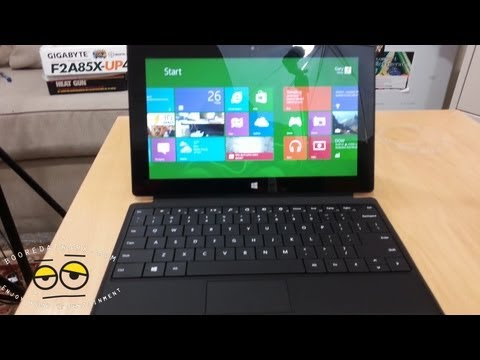 The Ultimate Microsoft Surface RT Review & Tips