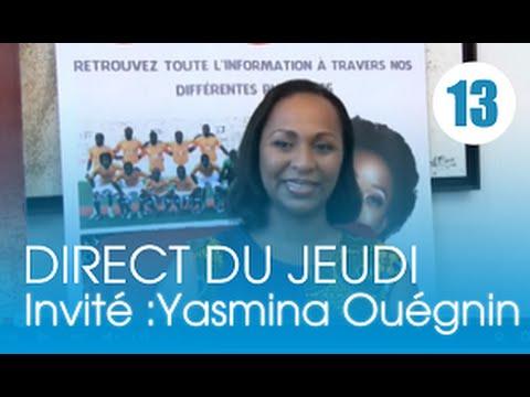 L'interview exclusive du député Yasmina Ouégnin sur Abidjan.net Tv