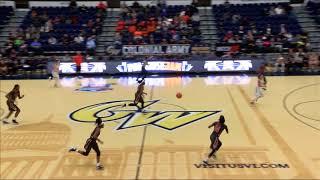 Highlights   Syracuse vs. George Washington