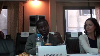 Ebola   L'ambassadeur du Sénégal a Conakry réclame une application rigoureuse des engagements de la