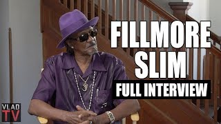 Fillmore Slim on His Long Career as a Pimp (Full Interview)