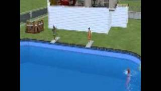 Sims 2 - funny moment