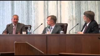 Peter Schiff debates Professor Richard Carnell