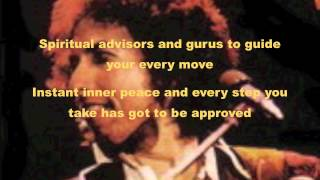 Watch Bob Dylan When You Gonna Wake Up video