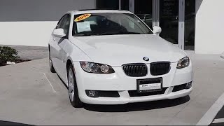 2010 BMW 3 Series 328i Xdrive Coupe St. Petersburg  Tampa  Clearwater  Bradenton  Palm Harbor