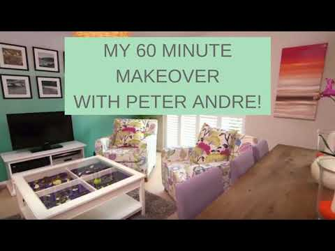 My 60 Minute Makeover