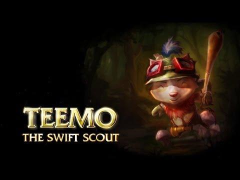 Teemo Champion Spotlight