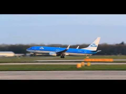 Manchester Airport 6 (HD) - Morning Movements Part 1: 06/05/13
