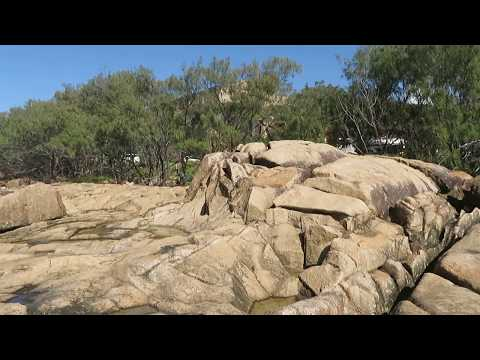 Küste bei South West Rocks in Australien