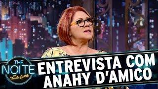 Entrevista com Anahy D'amico | The Noite (20/11/17)