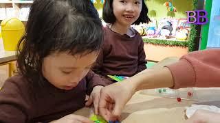 Bông Bống đi chơi nhà bóng vui nhộn - Cầu trượt và các trò chơi cho bé