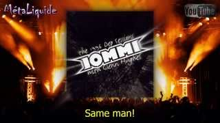 Watch Tony Iommi Im Not The Same Man video