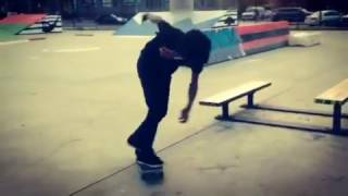 Watch Bigspin Skateboard video