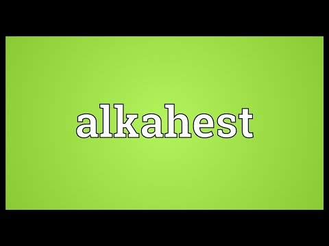 Header of alkahest