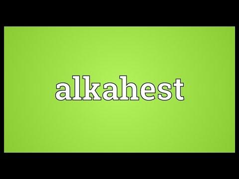 Header of alkahest