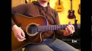 leben ist mehr gitarrengriffe