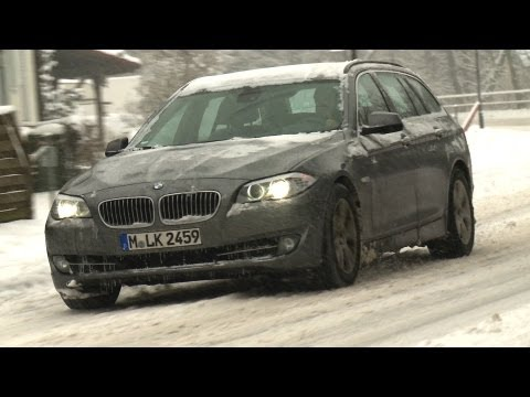 BMW 520d Touring: Die Strken und Schwchen des BMW 5er Kombi
