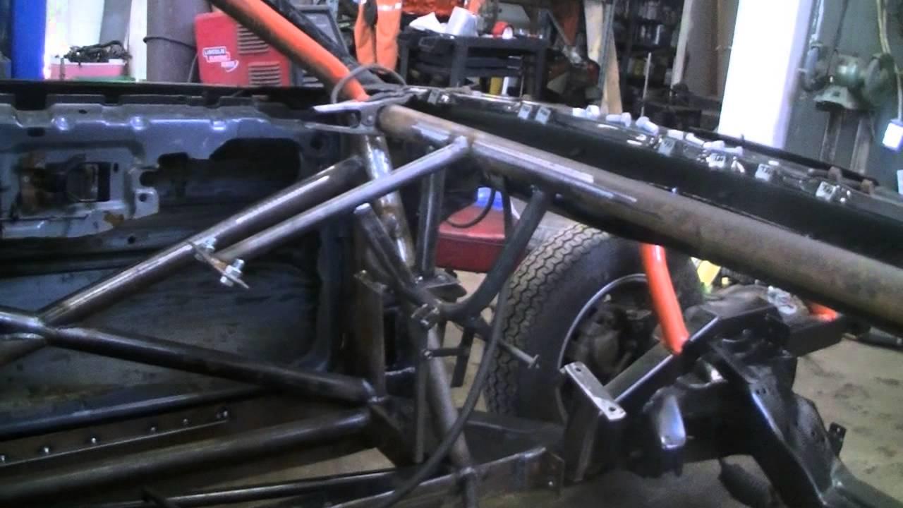 Camaro Drag Car Build Part