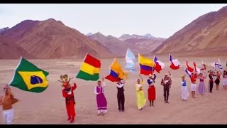 Copa América Football Championship Chile 2015 ● Official Video Song✔