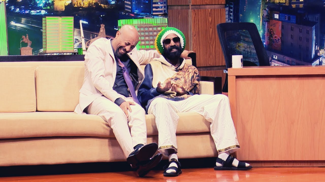 Seifu on EBS : Interview With Artist Jah Lude