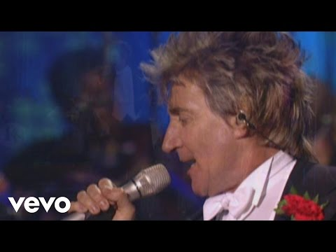 Rod Stewart - They Can&#039;t Take That Away From Me