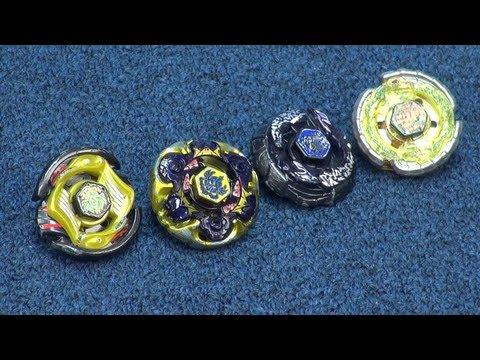 Beyblade 4d diablo nemesis versus nintendo ds beyblade part 1 youtube - Toupie beyblade nemesis ...