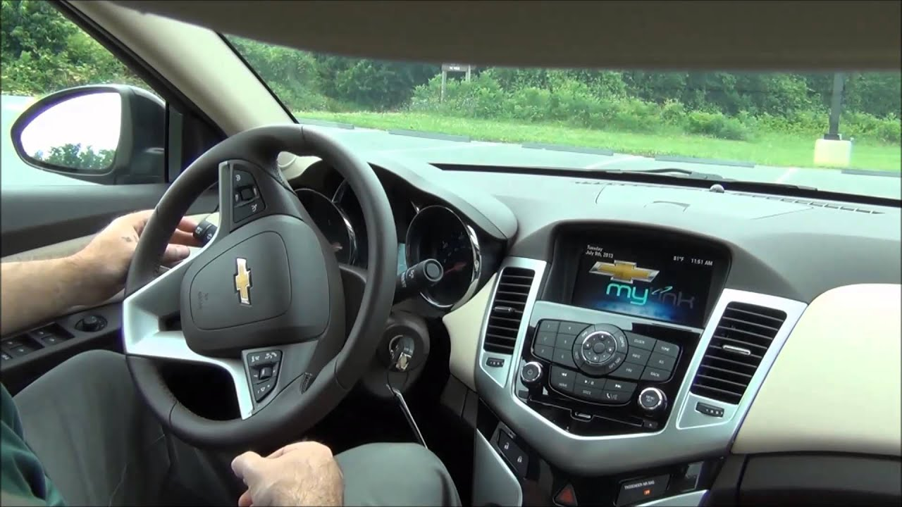 FULL 2014 Chevrolet Cruze ECO 2 0 TD Clean Diesel Review ...