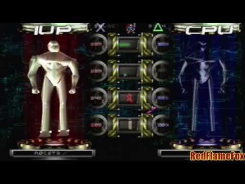 DBZ Gameplay - Dead Ball Zone [PS1]